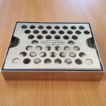 Stainless Steel Non-Recessed Drip Tray